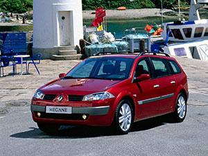 Renault Megane 5 дв. универсал Grand Tour
