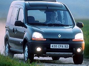 Renault Kangoo 4 дв. минивэн Kangoo