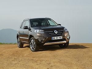 Renault Koleos 5 дв. кроссовер Koleos