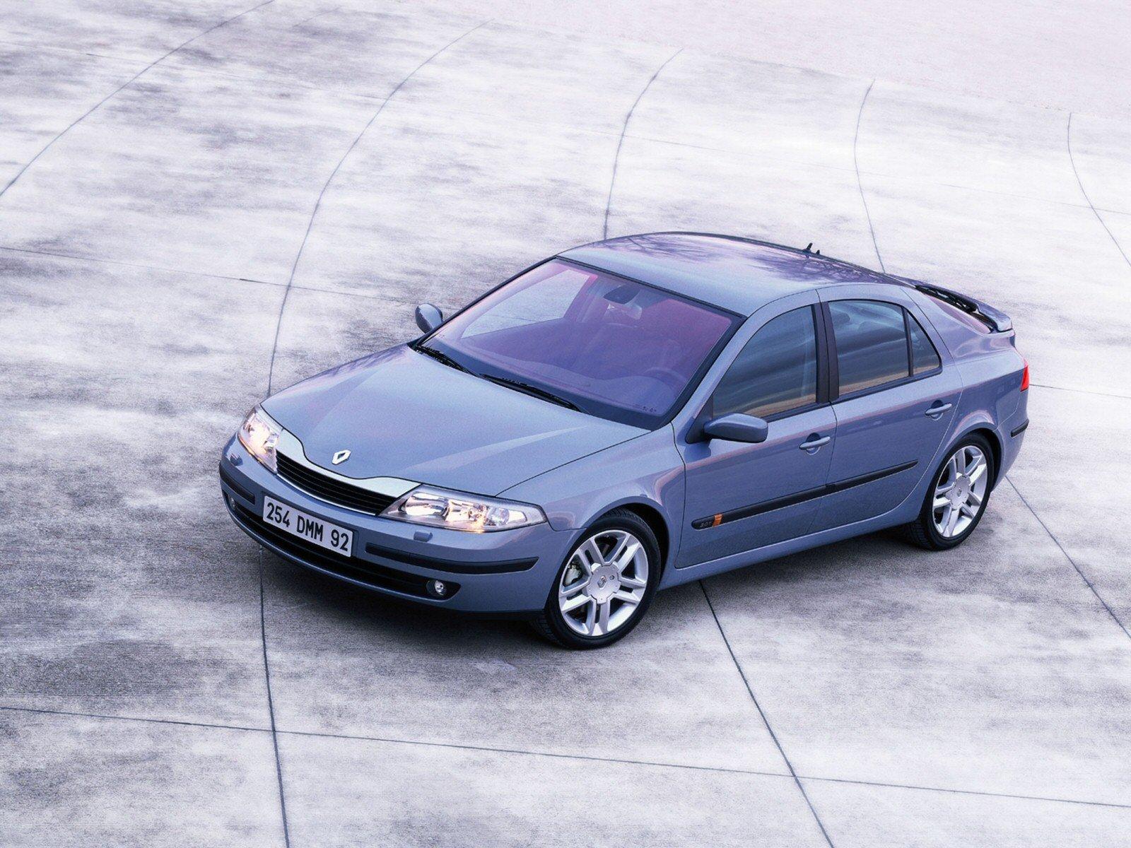 Renault (Рено) Laguna 2001-2005 г.