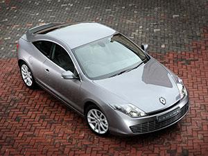 Renault Laguna 3 дв. купе Coupe