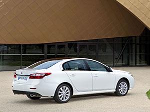 Renault Latitude 4 дв. седан Latitude