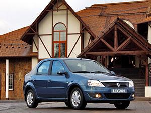 Renault Logan 4 дв. седан Logan
