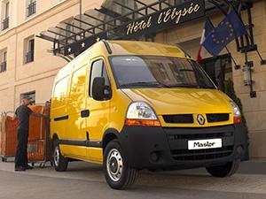 Renault Master 4 дв. минивэн Master