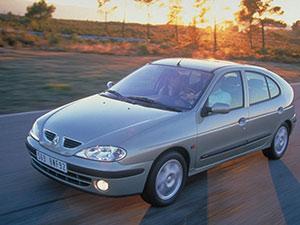 Renault Megane 5 дв. хэтчбек Megane