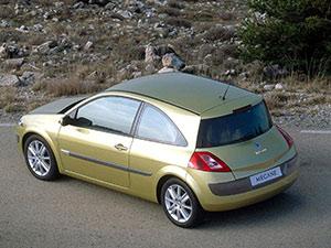 Renault Megane 3 дв. хэтчбек Megane