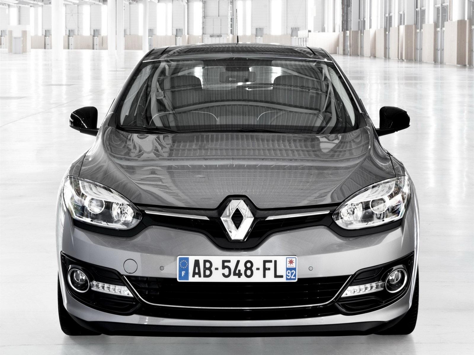 Renault (Рено) Megane 2012- г.