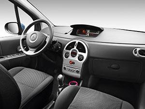 Renault Modus 5 дв. минивэн Modus