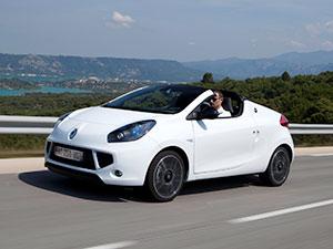 Renault Wind 2 дв. купе (N)