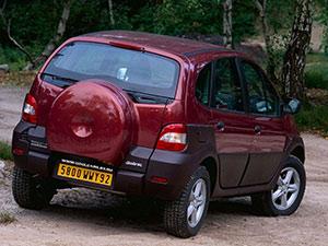 Renault Scenic RX4 5 дв. минивэн RX4