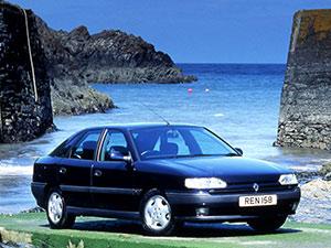 Renault Safrane 5 дв. хэтчбек Safrane