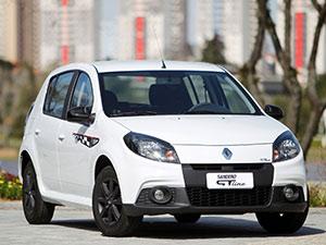 Renault Sandero 5 дв. хэтчбек Sandero