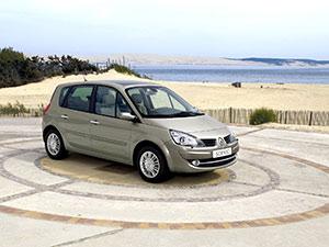 Renault Scenic 5 дв. минивэн Scenic