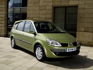 Renault Grand Scenic 5 дв. минивэн Scenic