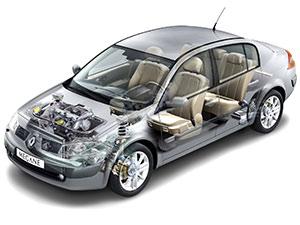 Renault Megane 4 дв. седан Sedan