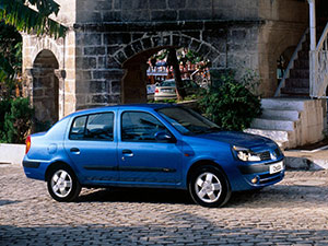 Renault Symbol 4 дв. седан Symbol