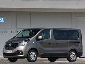 Renault Trafic 4 дв. минивэн Trafic