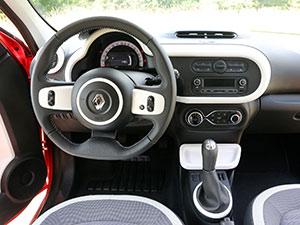 Renault Twingo 5 дв. хэтчбек Twingo