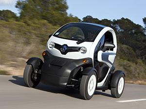 Renault Twizy 2 дв. хэтчбек Twizy