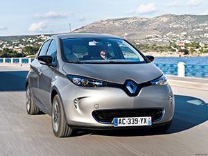 Renault Zoe 5 дв. хэтчбек Zoe
