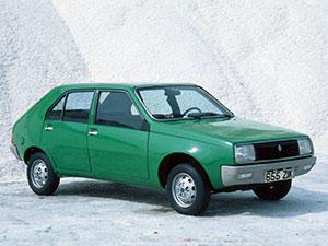 Технические характеристики Renault 14