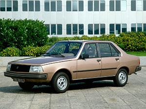 Технические характеристики Renault 18