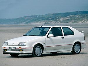 Технические характеристики Renault 19 19 1988-1992 г.