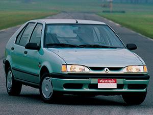 Технические характеристики Renault 19
