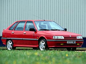 Технические характеристики Renault 21 21 Turbo D 1989-1994 г.
