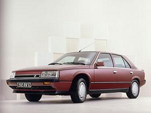 Технические характеристики Renault 25 25 1984-1988 г.