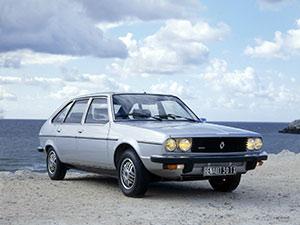Технические характеристики Renault 30