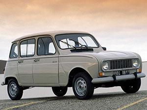 Технические характеристики Renault 4