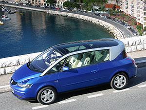 Технические характеристики Renault Avantime