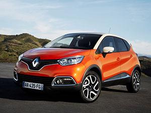 Технические характеристики Renault Captur