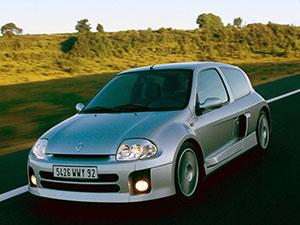 Технические характеристики Renault Clio