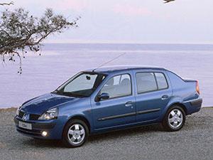 Технические характеристики Renault Clio Symbol