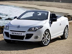 Технические характеристики Renault Megane 1.6 16V 2010-2012 г.