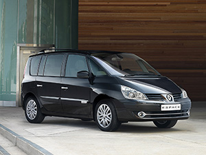 Технические характеристики Renault Espace 2.2 dCi 16V 2006-2010 г.