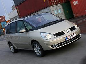 Технические характеристики Renault Grand Espace 2.0 dCi 2010-2012 г.