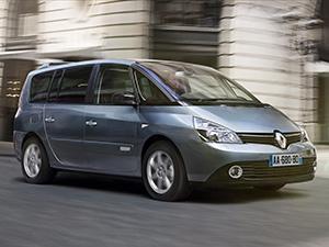 Технические характеристики Renault Espace 2.0 dCi 2010-2012 г.