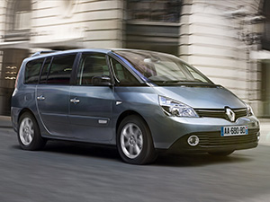 Технические характеристики Renault Espace