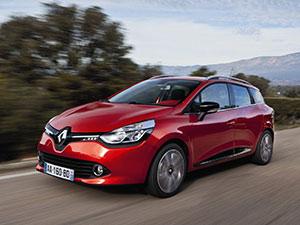 Технические характеристики Renault Estate