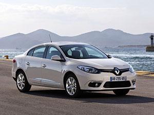 Технические характеристики Renault Fluence