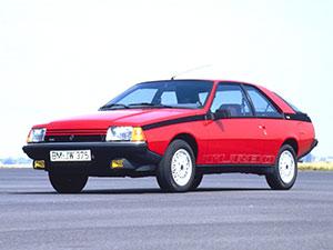 Технические характеристики Renault Fuego