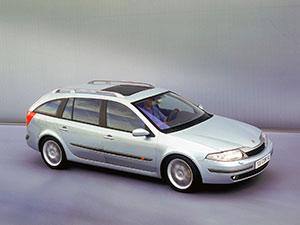Технические характеристики Renault Laguna 2.0 Turbo 16V 2001-2005 г.