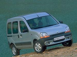 Kangoo с 1997 по 2001
