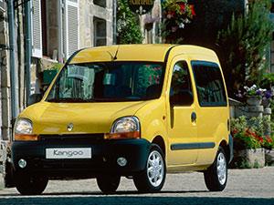 Технические характеристики Renault Kangoo 1.4 2001-2003 г.