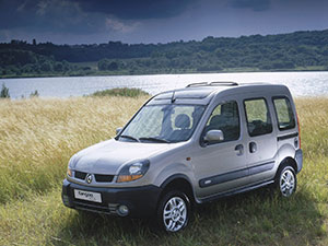 Kangoo с 2003 по 2005