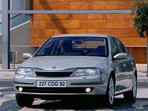 Технические характеристики Renault Laguna 1.9 DCi 2001-2005 г.