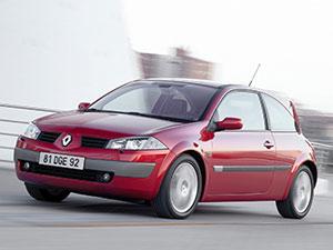 Технические характеристики Renault Megane 1.4 16V 2002-2006 г.